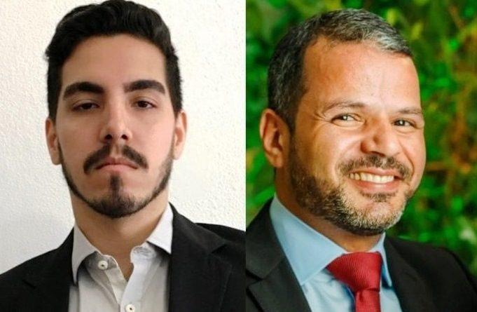 Átila Paixão e André Raynaud, os novos membros da Câmara LGBT