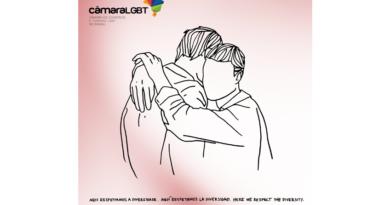 Câmara LGBT lança a 6ª edição do Azulejo com ilustração de Marcelo Stockler